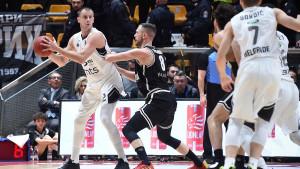 Partizan savladao Trento i zakazao četvrtfinalni duel s Unicsom