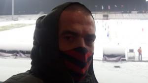 Crnogorac na stažiranju u Gorici