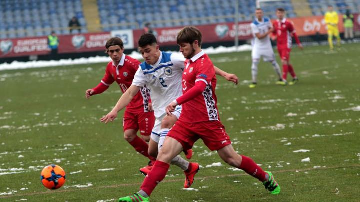 Jusuf Gazibegović doživio tešku povredu koljena