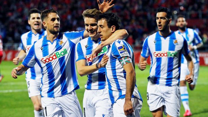 Real Sociedad u finalu Kupa Kralja