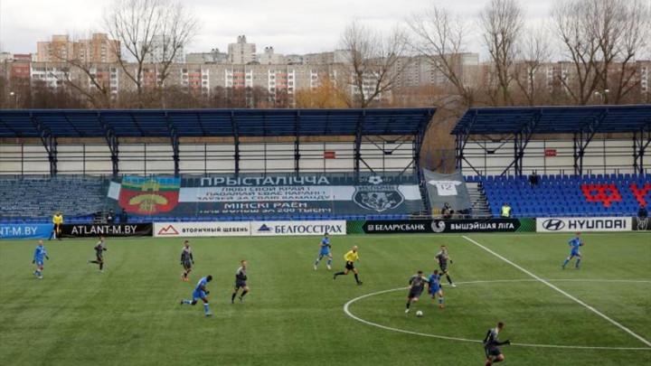 Čari bjeloruske lige: Na jednom meču više penala nego golova