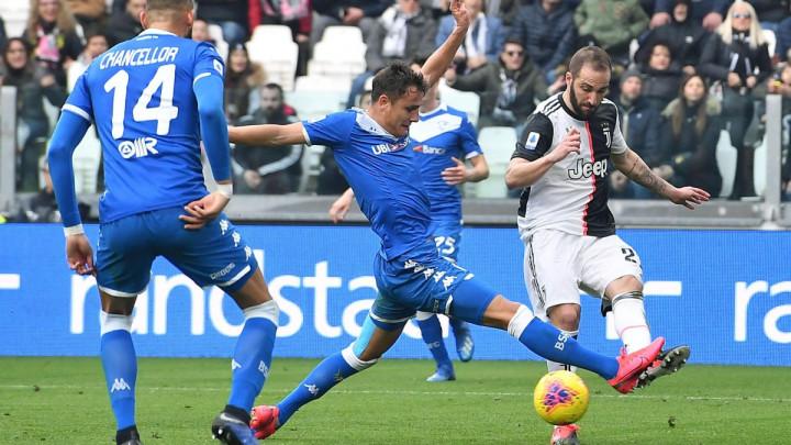 Gonzalo Higuain je završio s Juventusom!
