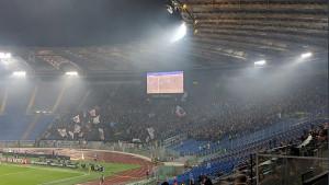 Najvatreniji navijači Lazija u manjini na Olimpicu