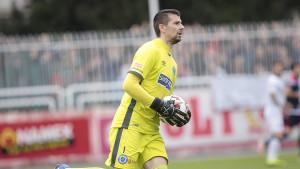 Irfan Fejzić novi golman FK Željezničar