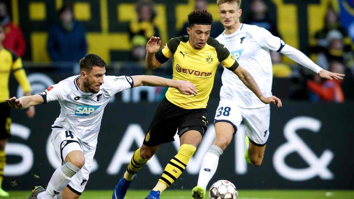 Borussia protiv Hoffenheima prokockala 3:0, Bičakčiću 90 minuta