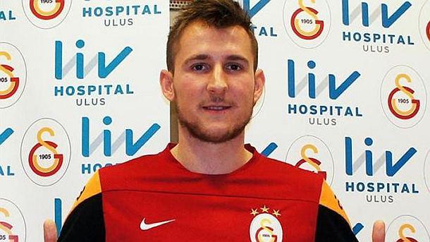 Hajrović i službeno igrač Galatasarayja