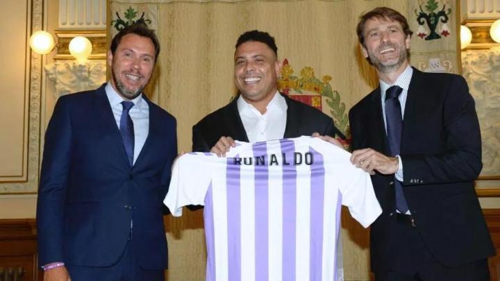 Ronaldo po dolasku u Valladolid dao obećanje koje smo godinama čekali