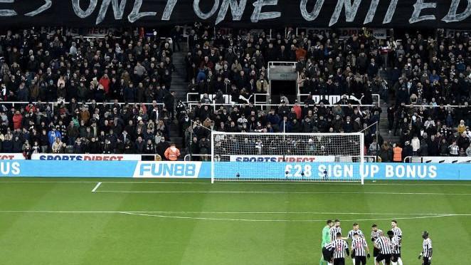 """Transparent na St. James Parku: """"Samo je jedan United, a to je Newcastle United"""""""