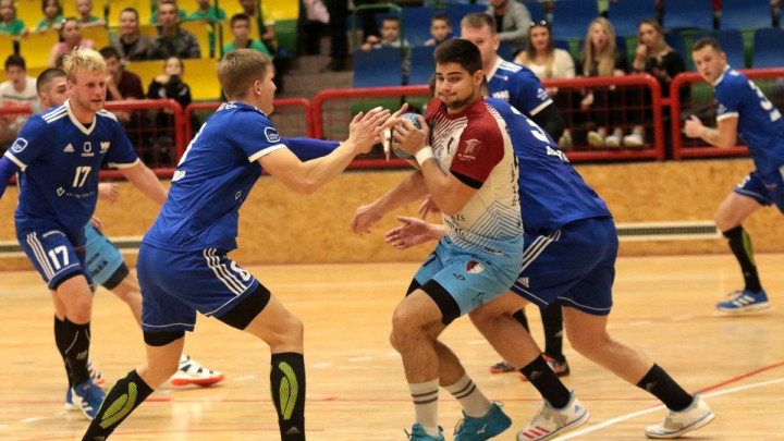 RK Vogošća u revanšu izbacio Litvance i prošao u treće kolo EHF Challenge Cupa