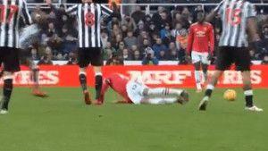 Na stranu što je United izgubio, ali da se ovako ponaša jedan igrač...