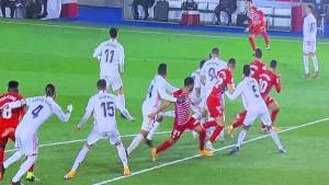 Ponovo haos s VAR-om na meču Real Madrida: Da li je Granada oštećena za penal?
