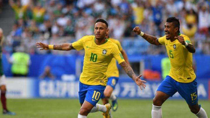 Neymar i Firmino odveli Brazil u četvrtfinale, Meksiko ide kući