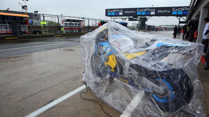 Silverstone otkazan zbog groznih vremenskih uvjeta