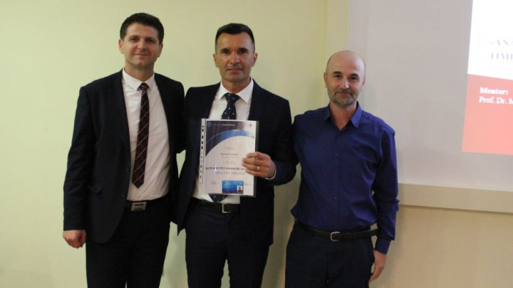 Vitez bogatiji za trenera sa UEFA PRO licencom: Petrović odbranio diplomski rad