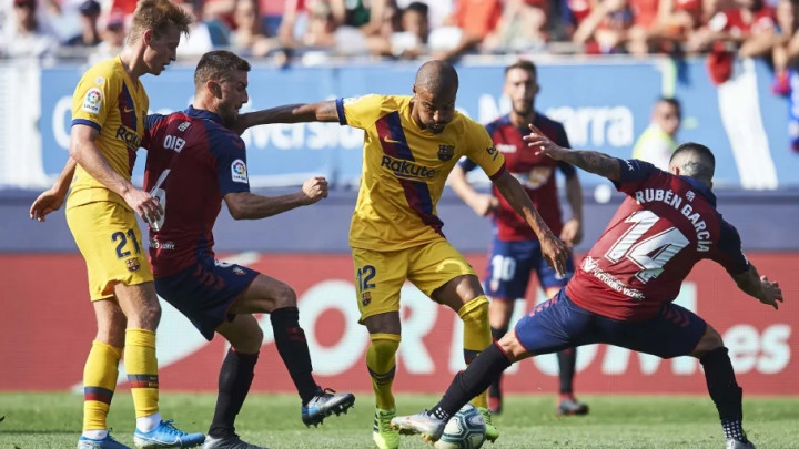 Ništa od dogovora: Valencia potvrdila da igrač Barcelone ne dolazi na Mestallu