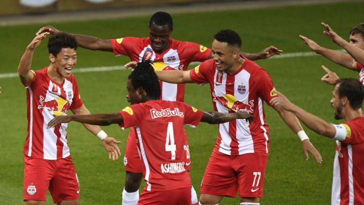 Salzburg osigurao naslov prvaka u Austriji