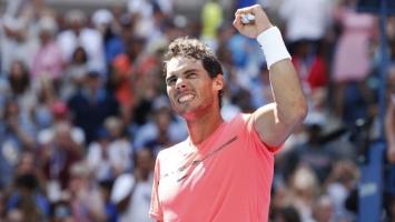 Nije se ni zagrijao: Nadal lagano do polufinala US Opena