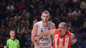 Ludilo u Nišu: Partizan u holivudskoj završnici pobijedio Crvenu zvezdu