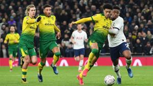 Kanarinci eliminisali Tottenham na penale!