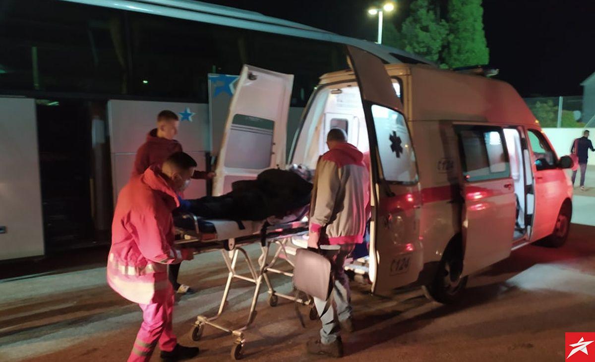 Abid Mujagić prebačen u bolnicu, čekaju se informacije o njegovom zdravstvenom stanju
