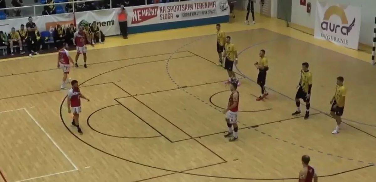 RK Sloga Gornji Vakuf-Uskoplje bolji od RK Drina Zvornik