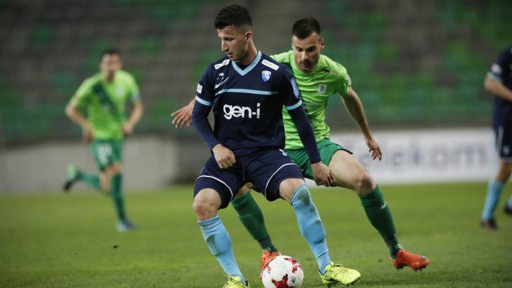 Ibričić, Kapić i Džinić u idealnom timu kola u Sloveniji