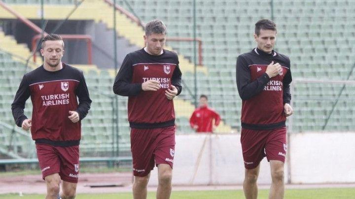 Dario Purić se vratio u matični klub
