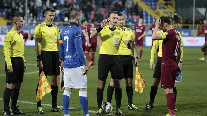 Irfan Peljto sudi polufinale omladinske Lige prvaka