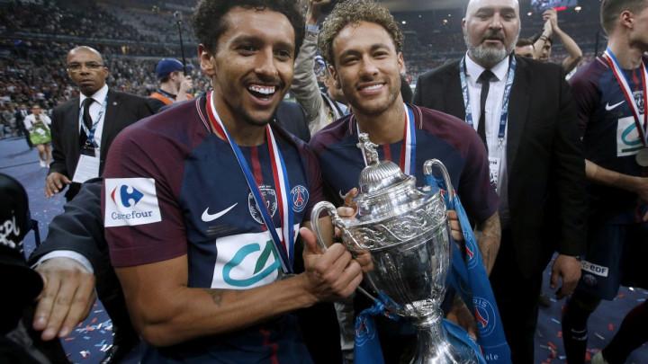 Neymar i Marquinhos ne mogu na proslavu titule