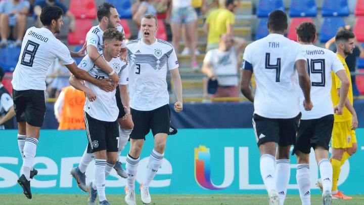 Njemačka u posljednjim minutama slomila Rumuniju i plasirala se u finale