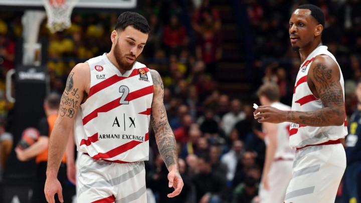 Mike James novo pojačanje CSKA