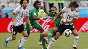 Pobjeda Saudijske Arabije nad Egiptom za oproštaj od Mundijala