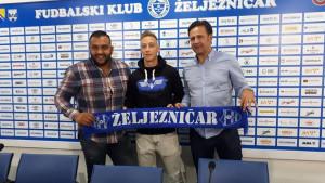 Mujić potpisao prvi ugovor sa Željezničarom