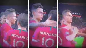 Pogledajte reakciju Cristiana Ronalda kada je saznao da nije najbolji igrač Lige nacija