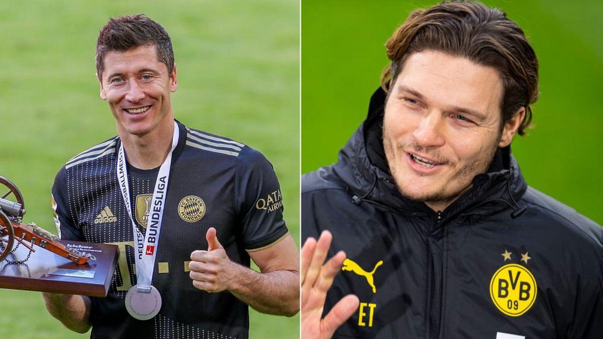 Lewandowski i Terzić najbolji po izboru igrača i trenera