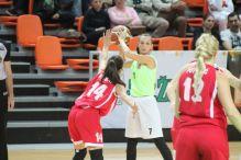Košarkašice Crvene Zvezde i Čelika sutra igraju finale