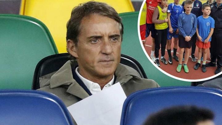 Mancini nije mogao mirno prošetati Zenicom
