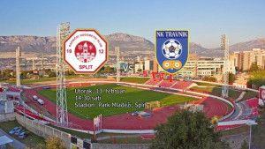 NK Travnik sutra protiv RNK Split