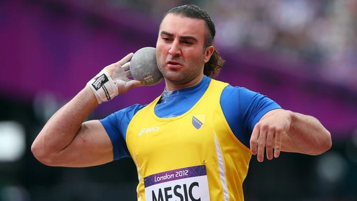 Kemal Mešić ispunio normu za Olimpijske igre