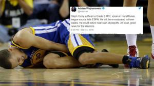 Ključno pitanje: Hoće li Curry i Irving biti spremni za play-off?