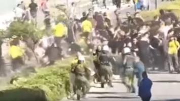 Tuča navijača u Grčkoj, dvojica u teškom stanju