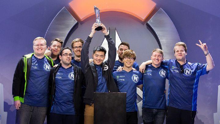 EnVyUs osvojio Overwatch Contenders ligu