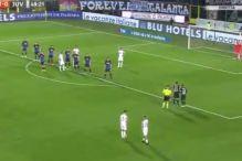 Juventusov fudbaler na posudbi u Atalanti zabio autogol