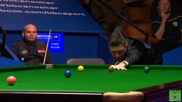 Kraj za Binghama, Wilson u četvrtfinalu Svjetskog prvenstva!