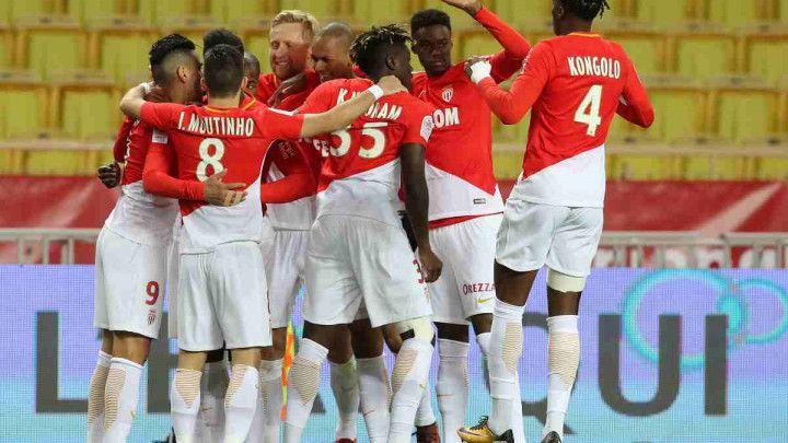 Monaco u gostima deklasirao St. Etienne