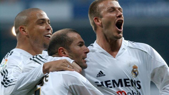 Beckham sastavio najbolji tim od bivših saigrača: Za ovaj tim bi samo nebo bilo granica!