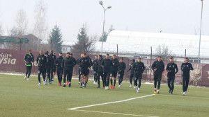 FK Sarajevo odradilo novi trening, trenirao i Altiparmakovski