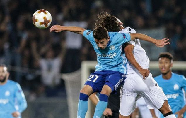 Marseille minimalno protiv Guingampa