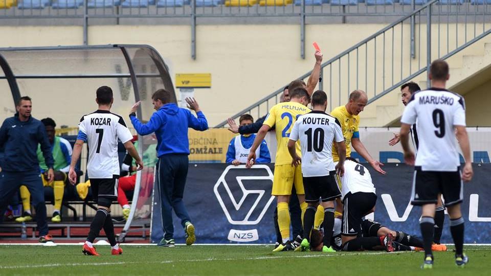 Nogometni savez Slovenije izrekao kaznu za Ibričića