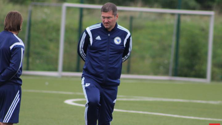 Juniori igraju protiv Srbije: Musa pozvao igrača koji je bez kluba